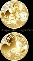 500 Euro 2016 FRANKREICH 500 Euro Gold 201...