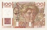 2.11.1951 BANKNOTEN DER BANQUE DE FRANCE Banque de France. Billet. 100... 45,00 EUR