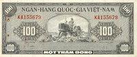1955 ANDERE AUSLÄNDISCHE SCHEINE Vietnam du Sud. Banque Nationale du V... 12,50 EUR