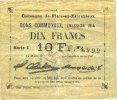 1914 FRENCH EMERGENCY NOTES Flers-en-Escrébieux (59). Commune. Billet.... 20,00 EUR  +  7,00 EUR shipping