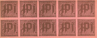 GERMANY - EMERGENCY NOTES (1914-1923) K - Z Passau, Stadt, billets, 1... 5,00 EUR  +  7,00 EUR shipping
