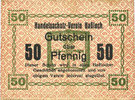 DEUTSCHLAND - NOTGELDSCHEINE (1914-1923) A - J Hassloch, Handelsshutz... 30,00 EUR