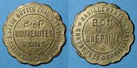 TOKENS Paris (75). Au Buttes Chaumont. Habillements, chaussures, chap... 25,00 EUR  +  7,00 EUR shipping