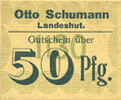 1920 GERMANY - EMERGENCY NOTES (1914-1923) K - Z Landeshut (Kamienna G... 8,00 EUR  +  7,00 EUR shipping