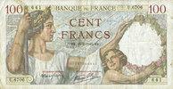 25.1.1940 BANKNOTEN DER BANQUE DE FRANCE Banque de France. Billet. 100... 5,00 EUR