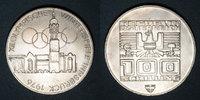 1975 EUROPA Autriche. République. 100 schilling (1975). 'Immeuble et a... 14,00 EUR  zzgl. 7,00 EUR Versand