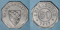 1917 FRENCH EMERGENCY COINS Sarrebourg (57). Ville. 50 pfennig 1917 ss+  30,00 EUR  +  7,00 EUR shipping