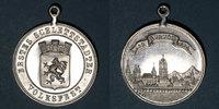1894 ELSAß Alsace. Sélestat. 1ère fête populaire. 1894. Médaille alumi... 35,00 EUR