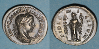 225 RÖMISCHE KAISERZEIT Alexandre Sévère (222-235). Denier. Rome, 225.... 100,00 EUR  zzgl. 7,00 EUR Versand
