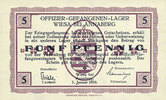 1.1.1916 GERMANY -  WAR PRISON CAMPS (1914-1918) Wiesa bei Annaberg. O... 5,00 EUR  +  7,00 EUR shipping