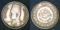 1358H FOREIGN COINAGES A to G Egypte. Farouk (1355-1372H = 1936-1952).... 14,00 EUR  +  7,00 EUR shipping
