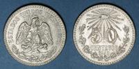1943 FOREIGN COINAGES H to P Mexique. 2e République. 50 centavos 1943 ... 7,00 EUR  +  7,00 EUR shipping