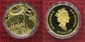 Kanada, Canada 100 Dollars Goldmünze 2001 ...