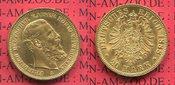 20 Mark Goldmünze 1888 Preußen, Purssia Ge...