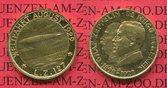 Goldmedaille 1929 Medaille Zeppelin Weltfl...