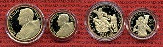 20 und 50 Euro Gold 2009 Vatikan, Vatican ...
