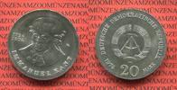 20 Mark DDR Silbermünze 1974 DDR, GDR Eastern Germany DDR 20 Mark 1974 ... 43.33 US$ 39,00 EUR  +  9.44 US$ shipping