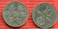 10 Mark Neusilber 1975 DDR GDR Deutsche Demokratische Republik DDR 10 M... 7.77 US$ 7,00 EUR