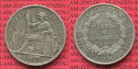 Piastre de Commerce 1907 Französisch Indochina Französisch Indochina 19... 79,00 EUR  +  8,50 EUR shipping