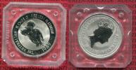 100 Dollars, 1 Unze Koala Platin 1989 Australien, Australia Australien ... 1215,00 EUR  +  8,50 EUR shipping