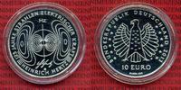 10 Euro Gedenkmünze 2013 Bundesrepublik Deutschland BRD 10 Euro Silber ... 18,00 EUR  + 8,50 EUR frais d'envoi