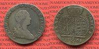 Sachsen Albertinische Linie 2/3 Konventionstaler Thaler Gulden Sachsen 2/3 Konventionstaler Thaler Gulden 1765 Friedrich August III. 1763-1806