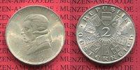 Österreich, Austria 2 Schilling Gedenkmünze Österreich 2 Schilling 1932 Josef Haydn