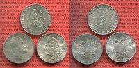 Österreich 3 x 2 Schilling Gedenkmünzen Silber Österreich 3 x 2 Schilling 1930, 1935 und 1936 Lot