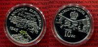 10 Zloty Silber teilcoloriert 2005 Polen Polen 10 Zloty Silber teilcolo... 17,00 EUR