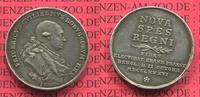 Brandenburg Preußen Königreich Medaille Friedrich Wilhelm II. 1786-1797. Silbermedaille auf seinen Tod