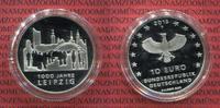 10 Euro Gedenkmünze 2015 Bundesrepublik Deutschland 1000 Jahre Leipzig ... 22,90 EUR  + 8,50 EUR frais d'envoi