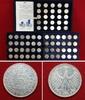 73 x 5 DM Komplett 1951-1974 Bundesrepublik Deutschland Silberadler Kur... 749,00 EUR  +  15,00 EUR shipping