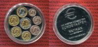 Silbermedaille 2002 Vatikan Silbermedaille 1 Unze mit Gold-/Kupfervered... 39,00 EUR