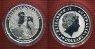 10 Unzen Silber, 10 Dollar 2013 Australien Kookaburra Stempelglanz BU m... 220.98 US$ 199,00 EUR