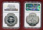 10 Yuan 2000 China Third Millennium Polierte Platte PF 68 Ultra Cameo i... 196.31 US$ 175,00 EUR  +  9.53 US$ shipping