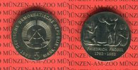 5 Mark 1982 DDR Gedenkmünze 200. Geburtstag Friedrich W. A. Fröbel präg... 32.20 US$ 29,00 EUR