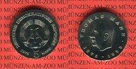 5 Mark 1975 DDR Gedenkmünze 100. Geburtstag Thomas Mann prägefrisch  9,90 EUR