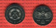 5 Mark 1973 DDR Gedenkmünze 125. Geburtstag Otto Lilienthal prägefrisch  25,00 EUR