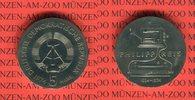 5 Mark 1974 DDR Gedenkmünze 100. Todestag Philipp Reis prägefrisch  15,00 EUR