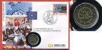 2 Euro Gedenkmünze 2006 Vatikan Schweizer Garde Bankfrisch im Numisbrief  169,00 EUR