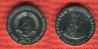 20 Mark 1966 DDR Gedenkmünze 250.Todestag Gottfried Wilhelm Leibniz prä... 95,00 EUR