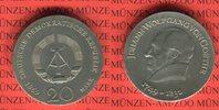 20 Mark 1969 DDR Gedenkmünze 220. Geburtstag Johann Wolfgang von Goethe... 60,00 EUR