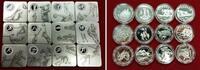 12 x 50 Cent Silber 1998 Kanada Sportmotive Satz von 12 Münzen PP Polie... 119,00 EUR  +  8,50 EUR shipping