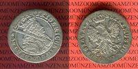 18 Gröscher Silber 1698 SD Brandenburg Preußen Friedrich III. Königsber... 49,00 EUR  +  8,50 EUR shipping