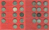 14 x 50 Cents 1940 - 1963 Kanada Lot von 14 Münzen Lot bitte Bild anseh... 75,00 EUR  + 8,50 EUR frais d'envoi