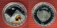 5 Dollar Farbmünze 2013 Palau Pyramiden von Gizeh Weltwunder Polierte P... 39,00 EUR  +  8,50 EUR shipping
