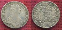Taler 1760 Habsburger Erblande Haus Habsburg Österreich Maria Theresia ... 335,00 EUR  + 8,50 EUR frais d'envoi