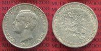 500 Reis Silbermünze 1910 Portugal Emanuel II, Marquis de Pombal ss+  49,00 EUR  + 8,50 EUR frais d'envoi