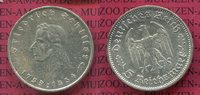 5 Reichsmark III. Reich Silbermünze 1934 F III. Reich 175. Geburtstag v... 175,00 EUR  + 8,50 EUR frais d'envoi