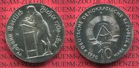 10 Mark 1990 DDR 175. Todestag Johann Gottlieb Fichte stgl.  65,00 EUR  +  8,50 EUR shipping
